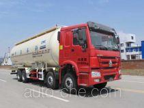 华骏牌ZCZ5317GFLHJZHE型低密度粉粒物料运输车