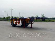 Huajun ZCZ9110P flatbed trailer