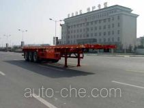 Huajun ZCZ9285JP flatbed trailer