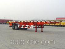 华骏牌ZCZ9358TJZ型集装箱半挂牵引车