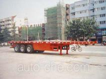 华骏牌ZCZ9380TJZP型集装箱半挂牵引车