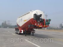 Huajun ZCZ9381GXHHJE ash transport trailer