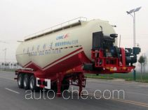 Huajun ZCZ9400GFLHJD low-density bulk powder transport trailer