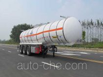 Huajun ZCZ9400GRYHJF flammable liquid tank trailer