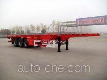 Huajun ZCZ9400TJZHJE container transport trailer