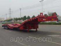 Huajun ZCZ9400TSCLHJE полуприцеп автовоз для перевозки коммерческой техники
