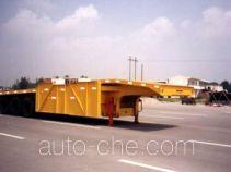 Huajun ZCZ9400TTS полуприцеп для расплавленного чугуна
