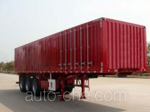 Huajun ZCZ9400XXYBYE box body van trailer