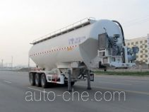Huajun ZCZ9401GFLHJF medium density bulk powder transport trailer