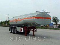 Huajun ZCZ9401GHYHJB flammable liquid tank trailer