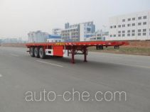 Huajun ZCZ9401TPBHJC flatbed trailer