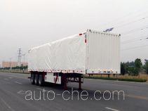 Huajun ZCZ9401XXYHJD box body van trailer