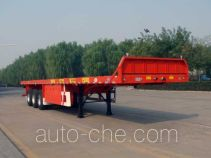 Huajun flatbed trailer
