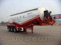 Huajun ZCZ9403GFLHJB medium density bulk powder transport trailer