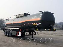 Huajun ZCZ9403GFWHJF corrosive materials transport tank trailer