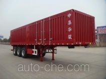 Huajun ZCZ9404XXYHJB box body van trailer
