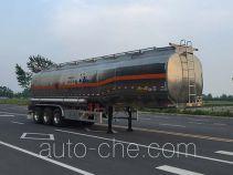 Huajun ZCZ9405GYYHJG полуприцеп цистерна алюминиевая для нефтепродуктов