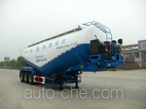 Huajun ZCZ9406GFLHJB low-density bulk powder transport trailer