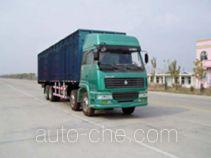 陆王牌ZD5310XXY型厢式运输车