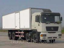 陆王牌ZD5311XXY型厢式运输车