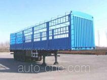 陆王牌ZD9281CLX型仓栅式运输半挂车