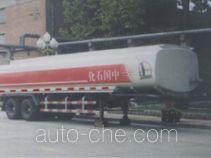 陆王牌ZD9330GJY型加油车半挂车