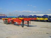 陆王牌ZD9350TJZG型集装箱半挂牵引车