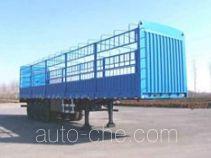 陆王牌ZD9400CLX型仓栅式运输半挂车
