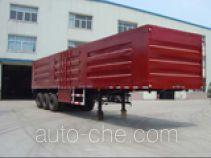 陆王牌ZD9403XXY型厢式运输半挂车