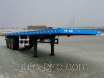 陆王牌ZD9405TJZP型集装箱半挂牵引车