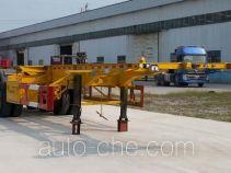 儒源牌ZDY9400TJZ型集装箱运输半挂车