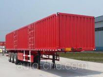 儒源牌ZDY9401XXY型厢式运输半挂车