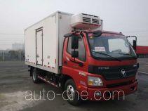 Fuqing Tianwang ZFQ5041XLC refrigerated truck