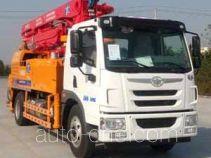 海隆吉特牌ZHL5160THB型混凝土泵车