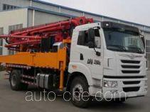海隆吉特牌ZHL5230THB型混凝土泵车