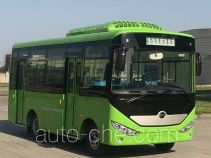 Yuexi ZJC6660UBEV electric city bus