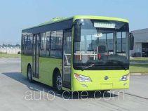 Yuexi ZJC6800UBEV электрический городской автобус