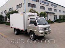 辰河牌ZJH5032XLC型冷藏车