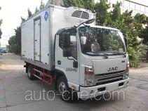 飞球牌ZJL5043XLCH5型冷藏车