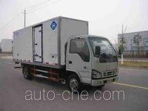 Feiqiu ZJL5063XXYA4 box van truck