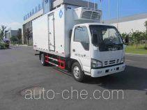 飞球牌ZJL5077XLCA5型冷藏车