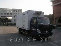 飞球牌ZJL5089XLCA型冷藏车