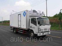 飞球牌ZJL5100XLCA4型冷藏车