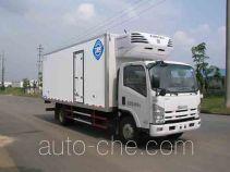飞球牌ZJL5100XLCB4型冷藏车