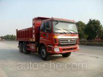 CIMC ZJV3250HJBJB dump truck