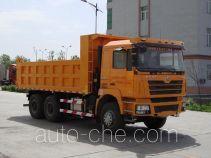 中集牌ZJV3251ZZXXJ型自卸汽车