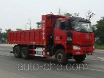 中集牌ZJV3252YKCA43型自卸汽车