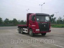 CIMC flatbed dump truck