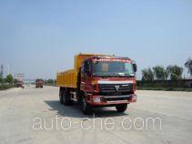 中集牌ZJV3256HJBJB型自卸车