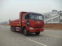 中集牌ZJV3256HJCAC型自卸汽车
